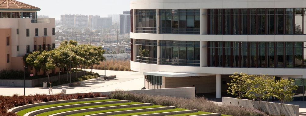 The William H. Hannon Library at Loyola Marymount University